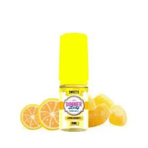 dinner lady lemon sherbets aroma