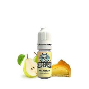 supervape pear and almond pie aroma