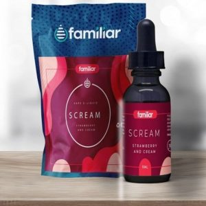 familiar scream aroma
