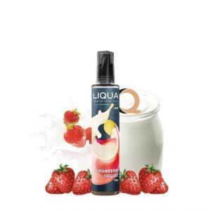 liqua strawberry yogurt