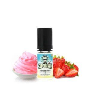SuperVape Creamy Strawberry aroma