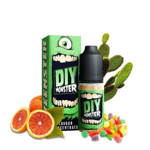 DIY Monster Greenster aroma